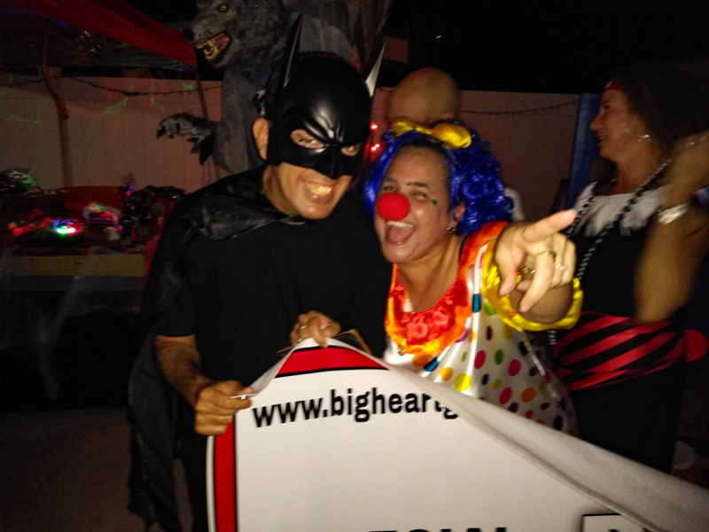 Halloween Party for people with developmental disabilities
